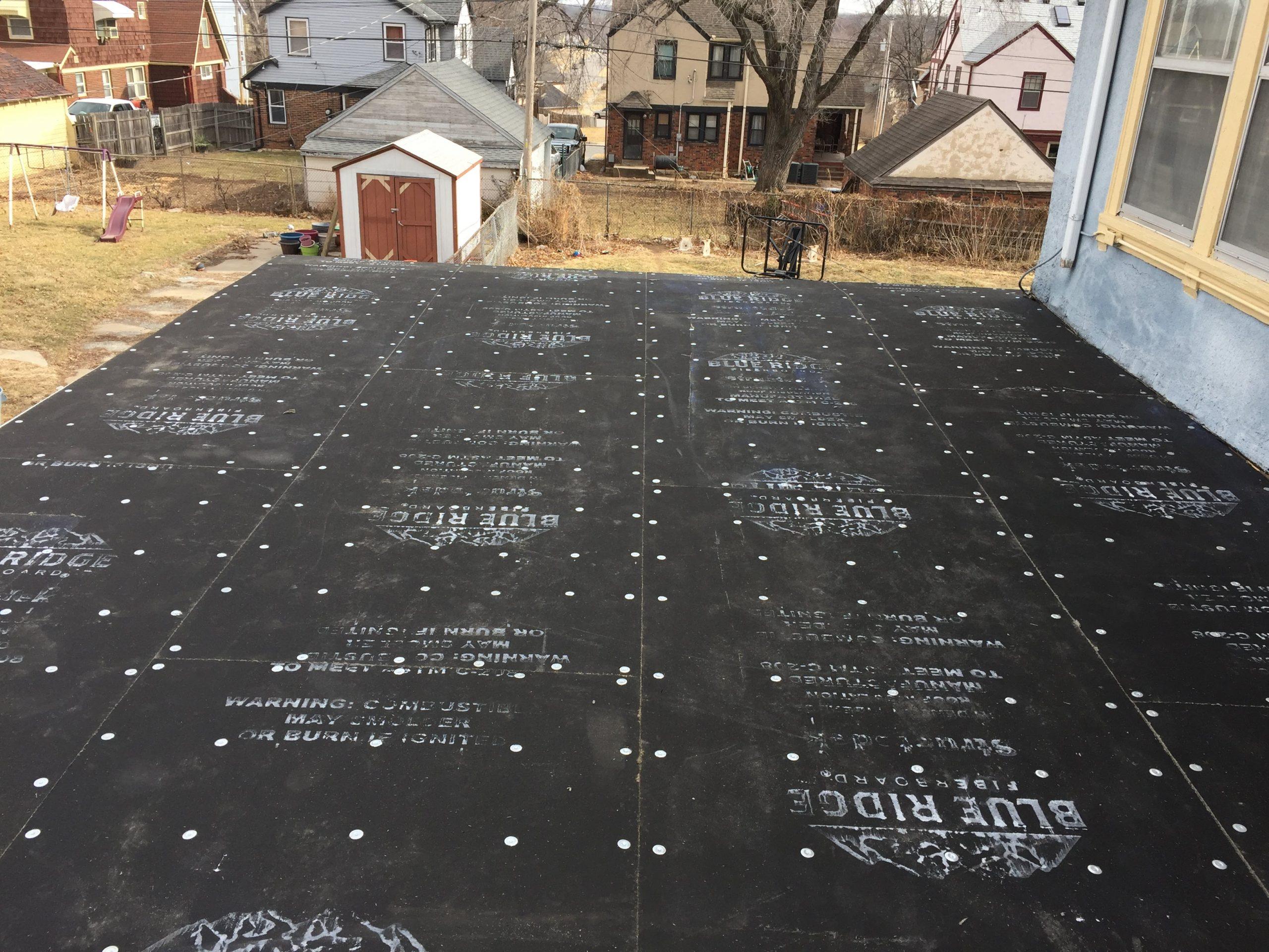 EPDM Roof - Kansas City Roofers