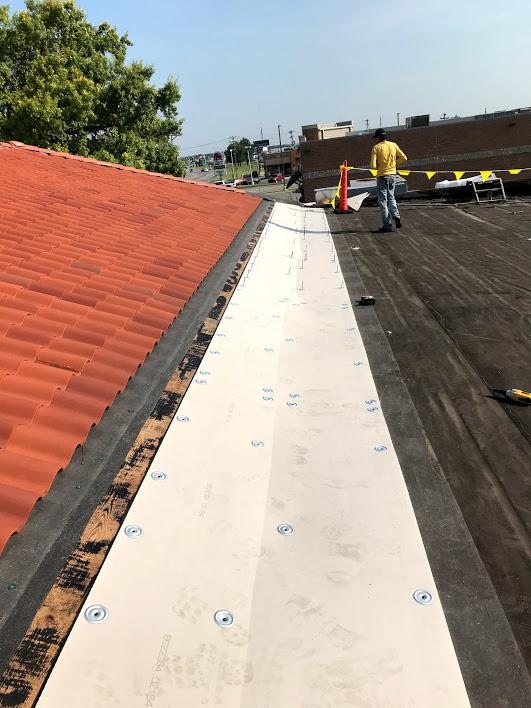Tile Roof - Kansas City