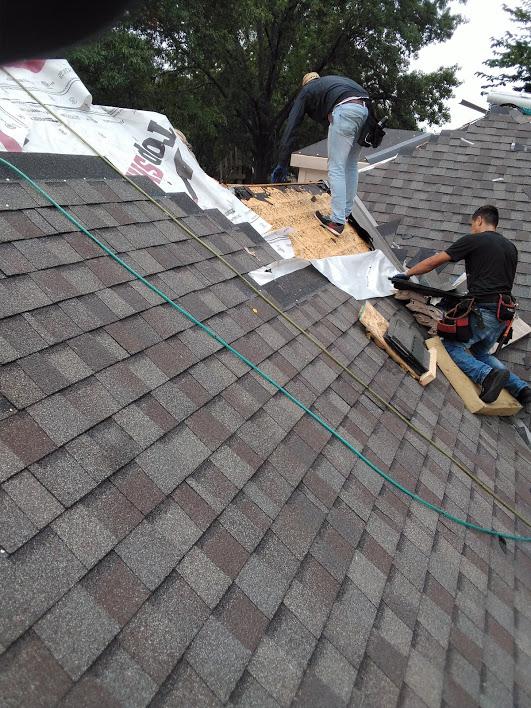 Shingle Roof - Kansas City