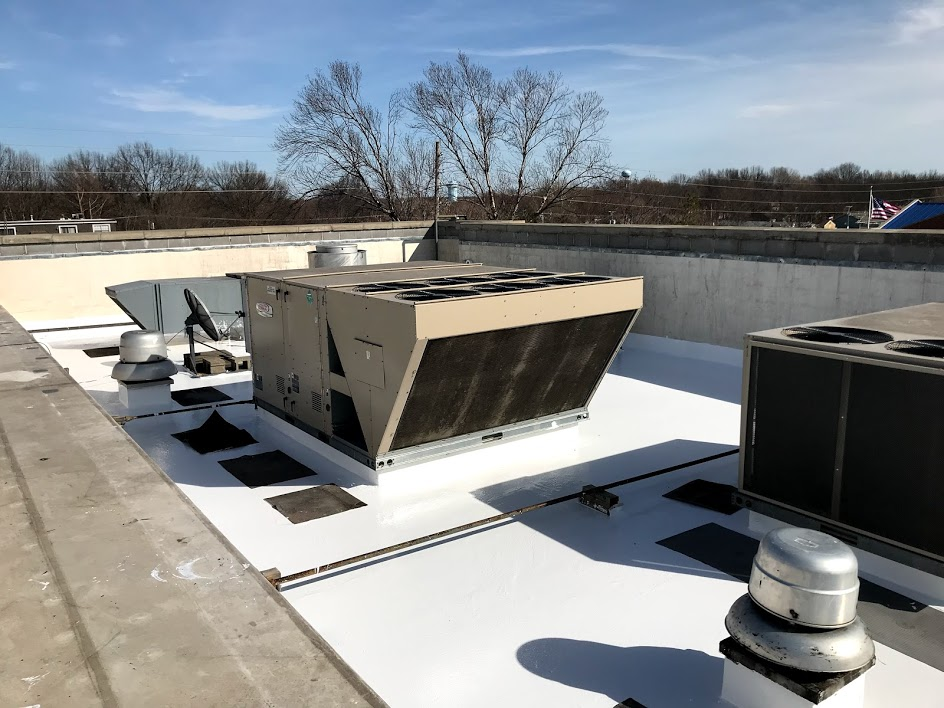 Coded Roof - Kansas City Roofing